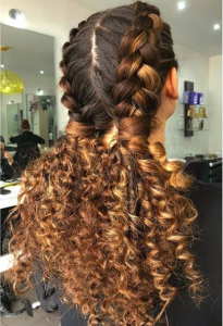 Hairdressers Liverpool braids